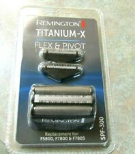 Remington SPF300 Shaver Screens and Cutters for Remington  F5800 F7800 F7805