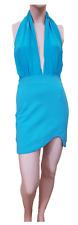 Size 8 MAURIE & EVE Designer Women Ladies Evening Formal Halter Sexy Short Dress