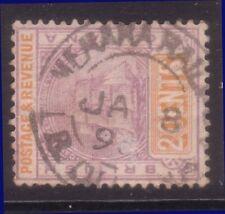 BR GUIANA 1898 2c DEMERARA RAILWAY cds.....................................67161