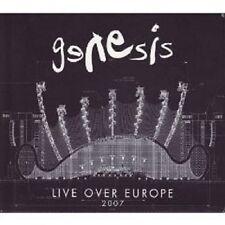 "GENESIS ""LIVE OVER EUROPE 2007"" 2 CD NEU"
