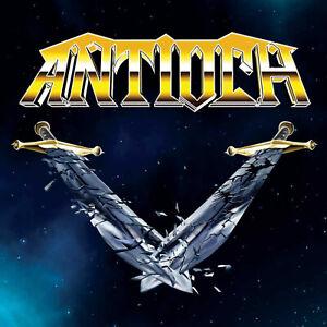 Antioch - V ( CD 2021 ) Traditional/Heavy/NWOBHM Metal. Album