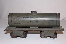 1930's Bing? Non-Pareil ? Standard Oil Line #2000 Tank Car, Original