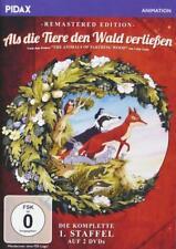 Als die Tiere den Wald verließen - Staffel 1  [2 DVDs] (2016)