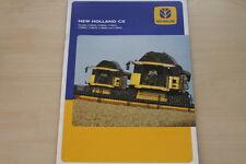 157155) New Holland CX 8030 8040 8050 8060 8070 8080 8090 PROSPEKT 11/2006