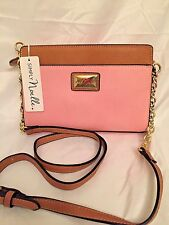New With Tags SIMPLY NOELLE Shoulder/Crossbody Purse PU Leather Detachable Strap