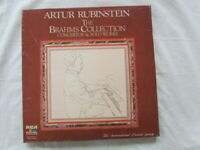 Arthur Rubinstein ‎– The Brahms Collection, Box set of 4 LP records, RCA, Stereo