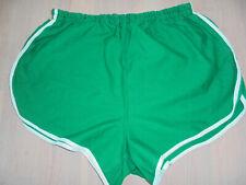 vintage VEB shorts pants 70s oldschool grün 70er jahre DDR Sporthose 50 M