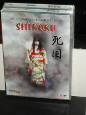 Shikoku (Dvd) Shunichi Nagasaki, Chiaki Kuriyama, Ren Osugi, Brand New!