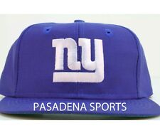 NEW YORK GIANTS SNAPBACK CAP NEW WITH HOLOGRAM STICKER NWHT manning