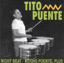 Night Beat/Mucho Puente, Plus by Tito Puente (CD, May-1993, Bear Family...