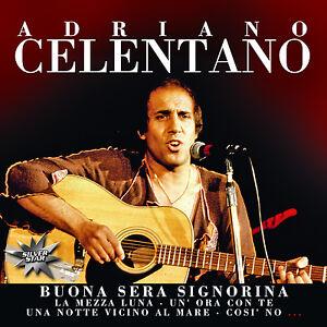 CD Adriano Celentano His Greatest Hits