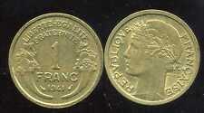 FRANCE  FRANCIA  1 franc morlon  1941  ( bis )