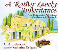 A Rather Lovely Inheritance 8-CD Unabridged Audiobook - NEW - FREE SHIPPING