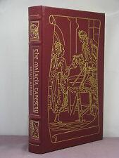 3 signatures(author,art,intro),The Malacia Tapestry,Brian W Aldiss,Easton Press