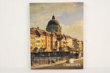 Auktionskatalog Christie's London 19th Century Continental Pictures 18.06.1993