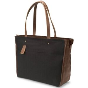 """HP 15.6"""" Venetian Women's Tote, Black/Brown, Fits up to 15 inches laptops NEW™"""