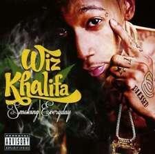CD de musique hip-hop wiz khalifa avec compilation