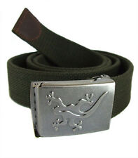 Black Salamander Army Green Belt - SBL - New