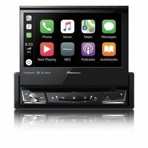 PIONEER AVH-3500NEX 1-DIN APPLE CARPLAY ANDROID AUTO BLUETOOTH DVD USB CD AUX