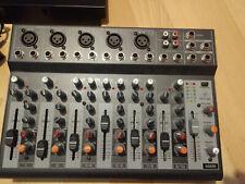 Mischpult Behringer XENYX 1002B Mixer 3-Band Equalizer Musik Pro Audio Effekte