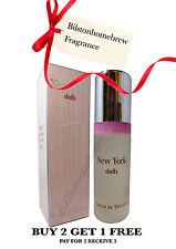 Milton Lloyd New York Dolls 50ml Parfum de Toilette spray Buy 2 Get one free