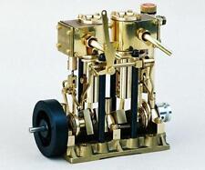 "Genuine, imported Saito ""Steam Engine T2DR""   -for genuine steam locomotion!"