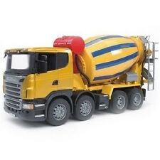 BRUDER 3554 Scania R-Series camion betoniera