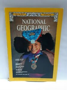 National Geographic magazine March 1978