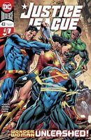 Justice League #43 DC Comics 2020 Cover A 1st Print