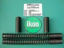 IKON fork springs 500-932  Harley - Davidson FXD V-Rod 49mm forks  FREE SHIPPING