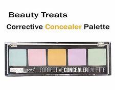 BEAUTY TREATS CORRECTIVE CONCEALER PALETTE- Cover Dark Spots, Neutralize Redness