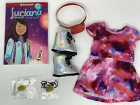 American Girl Doll Luciana Vega Meet Outfit Girl of the Year 2018 New With Book