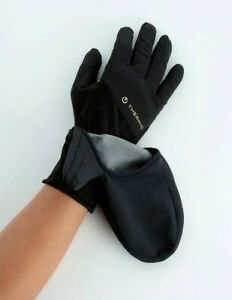 Therm-ic Versatile Light Gloves Black Size M {R126}