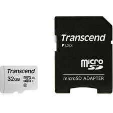Transcend Micro SD SDHC 32GB Memory Card w/ Adapter for GoPro Hero Hero2 Hero3