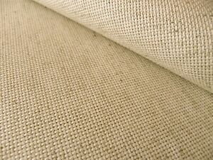 Rustico Oatmeal 16 Count Zweigart Aida cross stitch fabric various size options