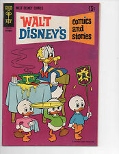 Walt Disney's Comics and Stories (Gold Key/Whitman) #338 - 9 VF/NM