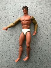 Big Jim doll (Mattel) 70s