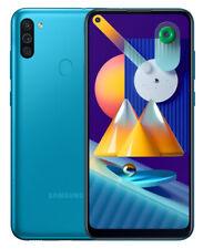 Samsung Galaxy M11 SM-M115F/DSN - 32GB - Metallic Blue (Sbloccato) (Dual SIM)