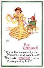 Advertising. Ovaltine by Marsh Lambert. The Mannequin.