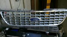 02 03 04 05 FORD EXPLORER FRONT GRILL CHROME OEM USED EXCELLENT CONDITION