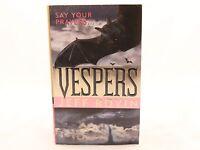 GOOD! Vespers by Jeff Rovin