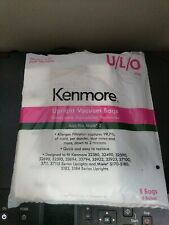 Kenmore (4) Pack 50105 / 5068 & Miele* Z  Upright Vacuum Bags For U/L/O Style