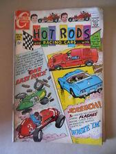HOT RODS & RACING CARS #101 1970 Charlton Comics  [G513] Discreto