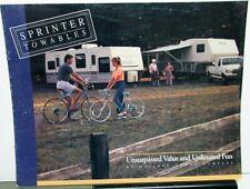 1992 Mallard Coach Co Sprinter Towables Travel Trailers & Fifth Wheels Rv Camper