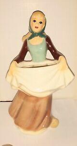 Shaw Cinderella in Rags wonderful clean figurine 1940's Disney nice piece