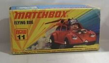 Repro Box Matchbox Superfast Nr.11 Flying Bug