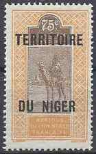 FRANCE COLONY NIGER N°14 NEUF LUXE WITH ORIGINAL GUM MNH