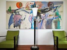 Ersatzglas Lampenschirm MAZDA Opalglas glänzend Ø260mm Höhe 215mm G1905