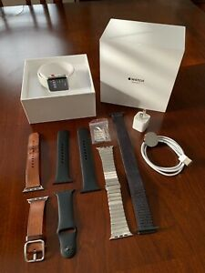 Apple Watch Series 3 42mm Stainless Steel with 5 BAND OPTIONS