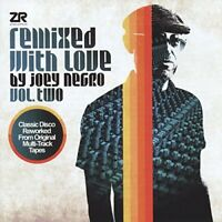REMIXED WITH LOVE BY JOEY NEGRO VOL. 2 [CD]